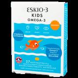 Eskimo-3 Kids Chewable Omega 3 - 27 stk.