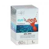 Eye Q Chews fiskeolie tyggekapsler - 60 kapsler
