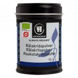 Rålakridspulver Økologisk fra Urtekram - 15 gram