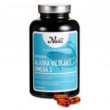 Omega 3 Alaska vildlaks olie fra Nani - 180 kpsl