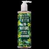 Faith In Nature Håndsæbe alge ekstrakt - 400 ml.