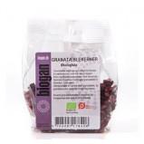 Granatæblekerner tørrede Økologiske - 60 gram