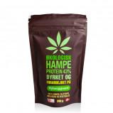 Hampeprotein 43% økologisk fra Nyborggaard - 200 g
