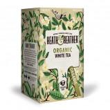 Heath & Heather Organic White Tea (20 breve)