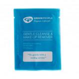 Vareprøve - GreenPeople Gentle Cleanse & Make Up Remover - 2ml