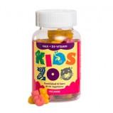 Kids Zoo Kalk + D gelé kanin - 60 stk.