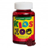 Kids Zoo Multivitaminer + mineraler - 60 tabletter