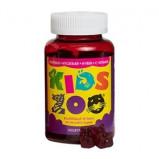 Kids Zoo Propolis hyld hyben c-vitaminer - 60 tab