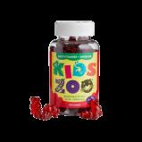 Kids Zoo Multivitaminer + mineraler - 60 tabletter