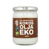 Kokosolie ekstra jomfru Ø fra Superfruit - 450 ml