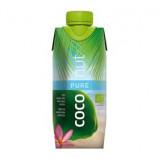 Kokosvand Aqua Verde Økologisk - 330 ml.