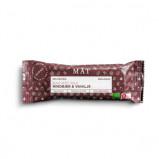 MÄT bar hindbær & vanilje Økologisk - 40 gram
