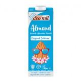 Mandeldrik Øko med calcium fra Ecomil - 1 liter