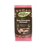 Mandler med rå chokolade Snack pack Øko - 28 gram