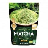 Matcha te (grøn te pulver) Øko - 50 gram