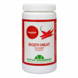 Body Heat 400 mg cayennepeber - 90 kapsler