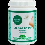 Alfa-Lipon+ minitabs fra Natur Drogeriet - 120 tbl