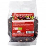 Hibiscus knust Natur Drogeriet Øko - 90 gram