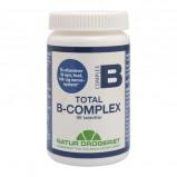 B-Complex total fra Naturdrogeriet - 60 tabletter