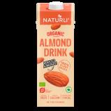 Mandeldrik Naturli Økologisk - 1 liter