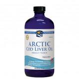 Arctic Cod liver oil Appelsinsmag - 474 ml.