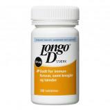 D3 -vitamin Longo - 180 tabletter