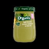 Organix Babymos Quinoa & Grøntsager Ø (190 g)