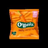 Organix gulerodsticks fra 7 mdr. Øko - 20 gram
