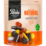 Panda lakridsmix - 200 gram