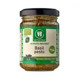 Pesto grøn økologisk fra Urtekram - 130 gram