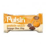 Pulsin Proteinbar Orange Choc Chip - 50 gr.