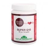 Q10 Super med lechitin 100 mg. - 60 kapsler