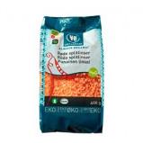 Røde Splitlinser Nutana Økologiske - 400 gram