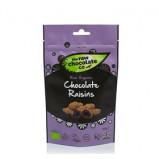 Rosiner med rå chokolade - 125 gram