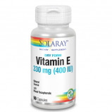 Dry E vitamin med selen - 100 kapsler