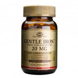 Solgar Jern skånsom vegicaps 25 mg - 90 kapsler