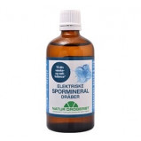 Spormineral dråber - 100 ml.
