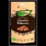 Morbær med rå chokolade Snack pack Øko - 28 gr