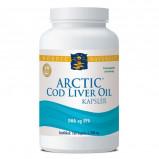 Cod Liver Oil med citrus - 180 kapsler