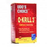 Udo's choice Krill olie 590 mg - 60 kapsler