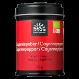 Cayennepeber glas Økologisk 30 gram