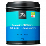 Rå lakridspulver Økologisk fra Urtekram - 40 gram