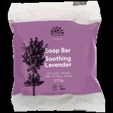 Urtekram Sæbe Soothing Lavendel - 175 gram