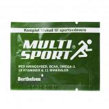 Vareprøve Berthelsen Multisport (3 tab)