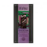 Vivani chokolade med hele nødder Øko - 100 gram