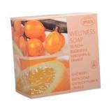 Wellness Sæbe Sanddorn-Orange - 200 gram