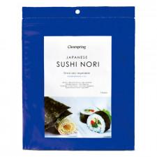 Nori sushi plader - ristet 17 gr.