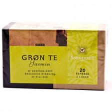 Sonnentor Grøn Te Jasmin Breve Ø (20 breve)