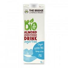Mandeldrik glutenfri økologisk - 1 liter
