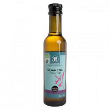 Sesamolie ristet fra Urtekram Økologisk - 250 ml.